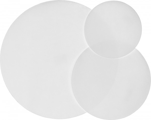 Filter paper circles, No. 43 (MN 640 m), 320mm (Pack of 100 filters)